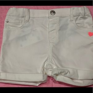 H&M Baby Girl Short Size 1 1/2 -2Y